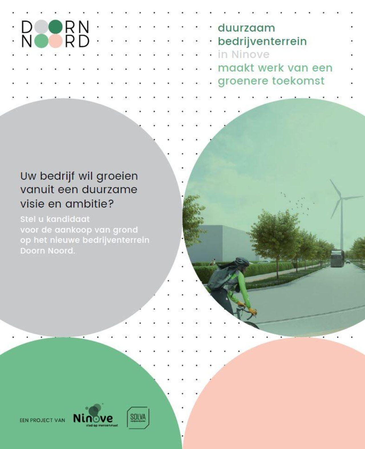 Brochure Doorn Noord
